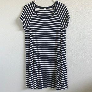 Old Navy Rib-Knit Swing Dress Sz M